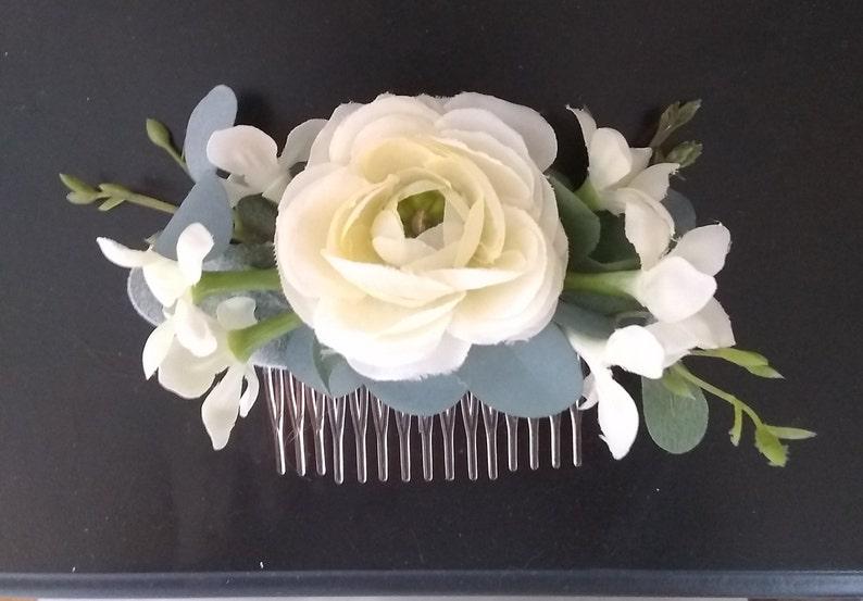 Silver Sage Haircomb