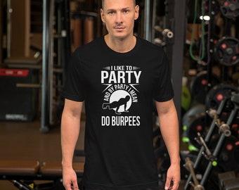 0f5b1710d Deadlift T Shirt, Funny Deadlift Workout T-Shirt, Fitness Shirt, Gym  Workout Deadlift Shirt