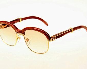 94861d4d369 Vintage Cartier Malmaison Sunglasses