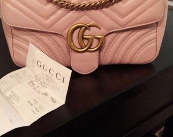d1686729e6b852 Gucci marmont bag