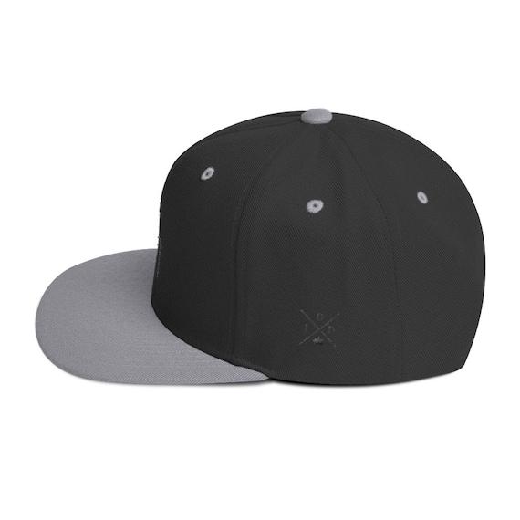 Cross Jesus Kreuz Snapback Hat