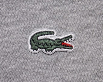 4af9a3c76 1.2in 0.6in 3cm 1.6cm Embroidered Iron On Patch Sew On Badge Emblem Logo