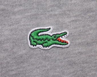 c0d044dc6a5cc 1.2in 0.6in 3cm 1.6cm Embroidered Iron On Patch Sew On Badge Emblem Logo