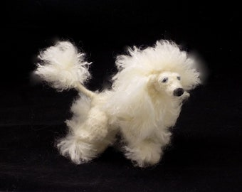 Miniature poodle | Etsy