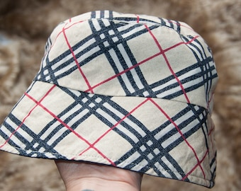 b440ffca Authentic Burberry nova check bucket hat