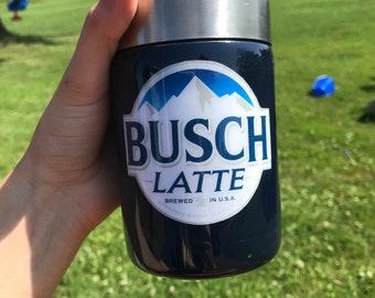 Busch light | Etsy