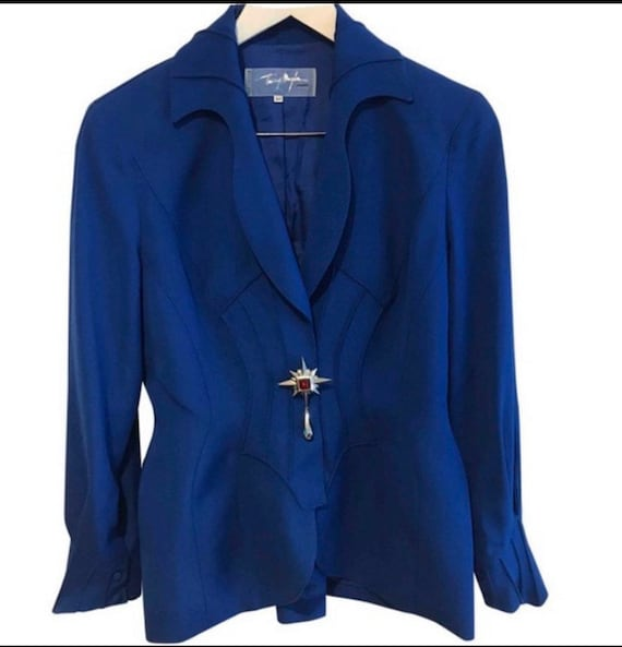 WANTED!! Thierry Mugler blazer jacket - image 1