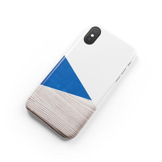 - Bright blue - iPhone 11 case