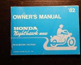 Honda Owners Manual >> Honda Owners Manual Etsy