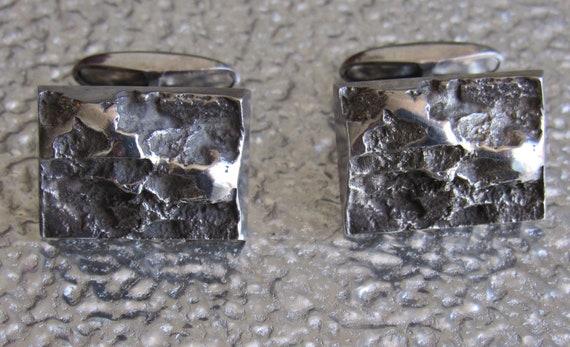 Sterling silver brutalist Alpo Tammi, Finland year