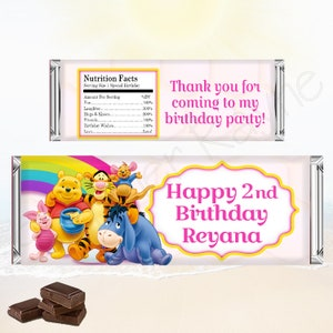 Video Gamer Birthday Hershey Candy Bar Wrappers Birthday Party Favors PS4 Party Printed and Shipped or Digital file XBOX
