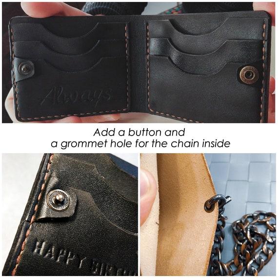 Inspired man wallet