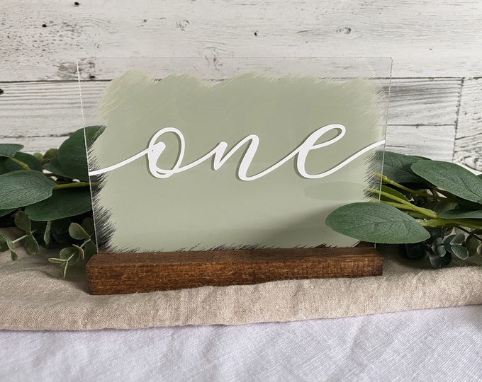 table numbers, acrylic table numbers, wedding decor, place cards, wedding table numbers, acrylic wedding sign, wedding sign