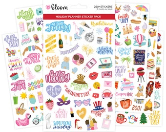 Easter fête Themed Sticker Sheets Loot Bag Fillers Favours confortable