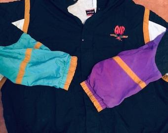 9fc3c7b9083 Vintage 90s Air Jordan Jacket