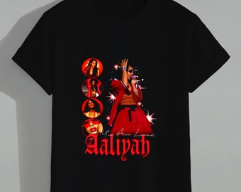 1571f350502 Aaliyah You Are Lord of R B . Aaliyah . Aaliyah T Shirt . Aaliyah Singer .  Tops and Tees . Unisex Adult Clothing . Hypebeast . Streetwear