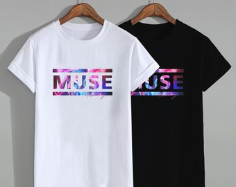 c3d977de Muse Band . Rock Band TShirt . Band T Shirt . Tops and Tees . Unisex Adult  Clothing . Hypebeast . Streetwear