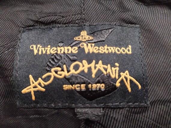 """Vintage 90's """"VIVIENNE WESTWOOD"""" Anglomania Origa… - image 9"""