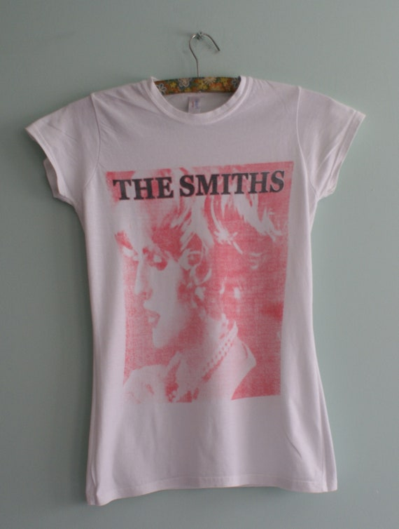 The Smiths shirt, Ladies Smiths shirt, Morrissey s