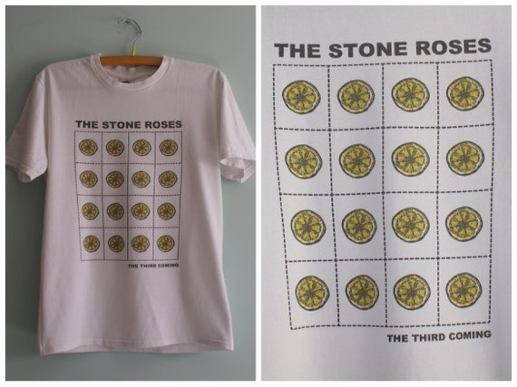 The Stone Roses shirt | Stone Roses The Third Comi
