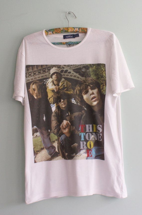 The Stone Roses shirt, Stone Roses, Official Stone