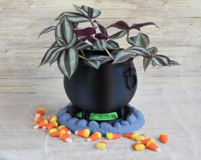 Featured listing image: Leaky Cauldron Planter Pot