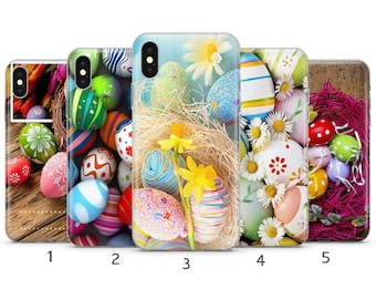 coque iphone x happy easter