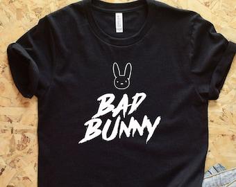 c910d6cf Bad Bunny T-Shirt - X100 Pre Tour T-Shirt - Bad Bunny Shirt