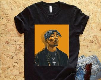 ba2b1ae3c3a51 Tupac Thug Life Unisex T-Shirt