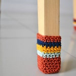 Chair Socks crochet pattern PDF, chair cozy easy colorful crochet PDF pattern, chair leg warmers home decor crochet pattern photo tutorial