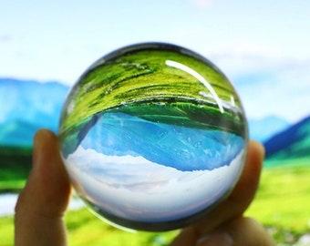 Crystal ball fortune teller | Etsy