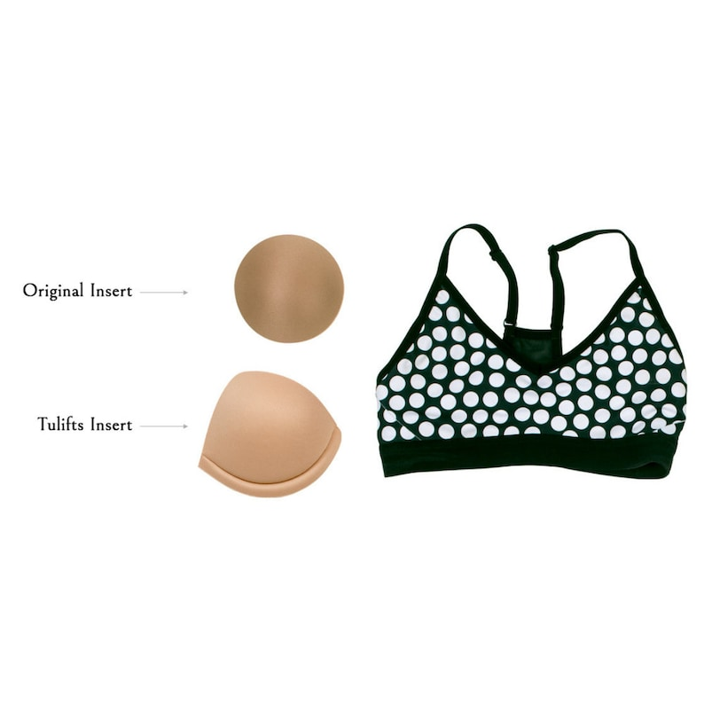 7d49a152613 Push Up Bra Inserts Pads