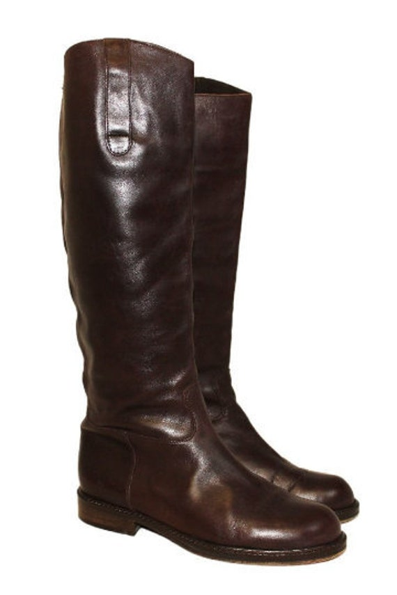 1990's Equestrian Riding Boots