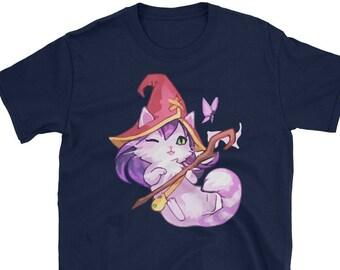 39c1be0d65616 League of Legends Cat Lulu T-Shirt