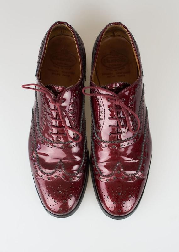 Vintage Church's Burwood lace-up shoes Church's de