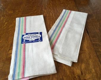 Vintage NOS Kitchen Towels. Awesome