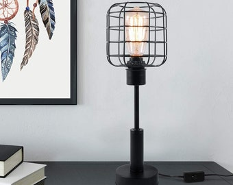 Farmhouse Table Lamp Etsy