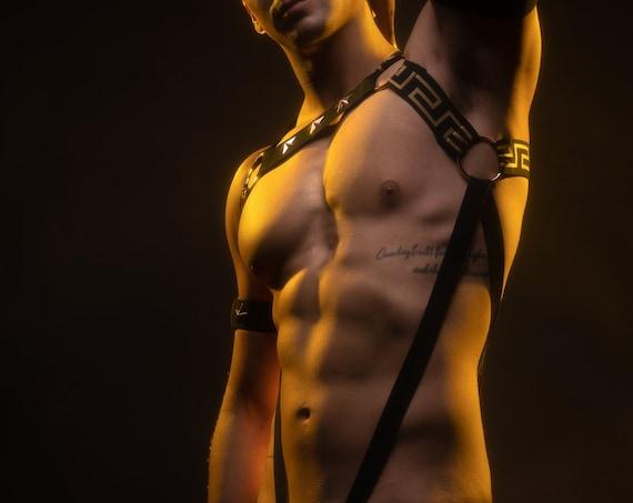 AJ Roman Hades - Circuit Party Harness