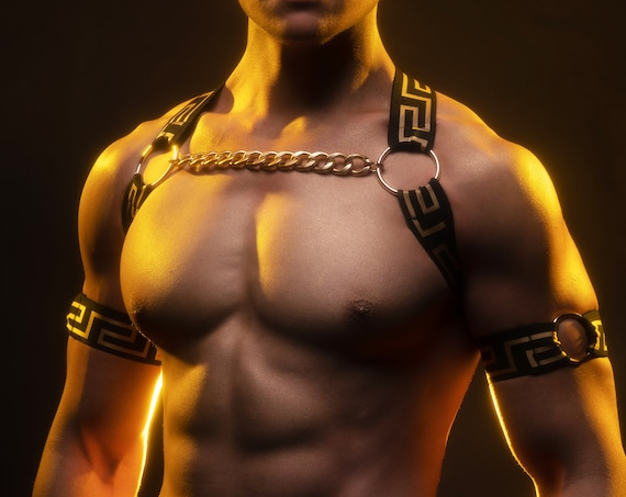 AJ Roman Hercules - Circuit Party Harness