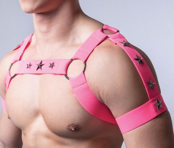 AJ Shoulder Stud - Circuit Party Harness