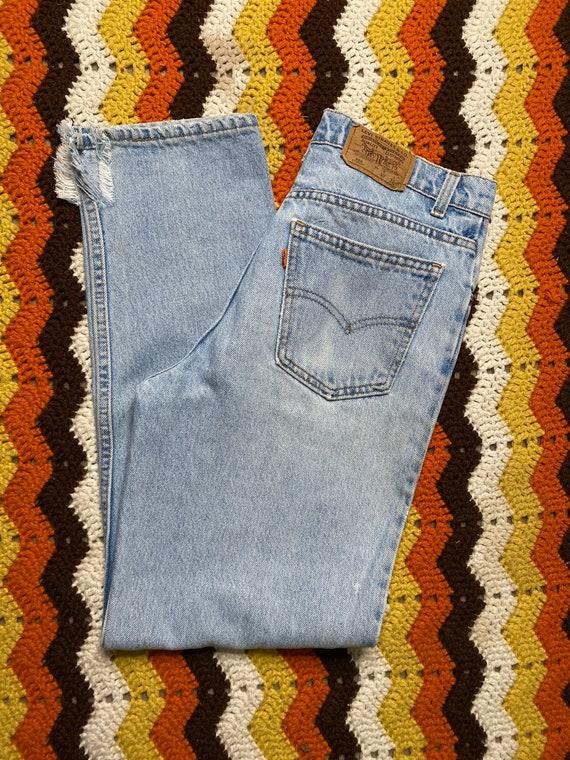 Vintage 80s Levi's 550 Jeans | 30x30