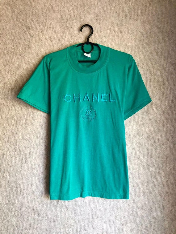 Chanel vintage t-shirt 90s