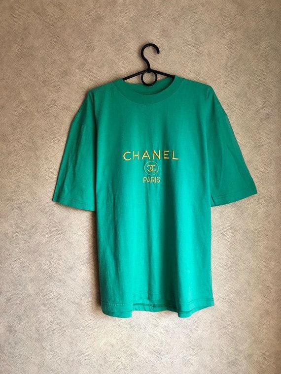 Chanel vintage t-shirt 90s