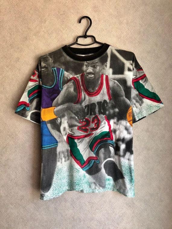 Michael Jordan vintage Chicago Bulls t-shirt