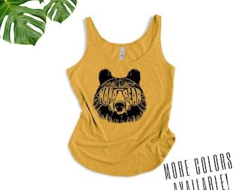 75b3c813 Mama Bear Tank © | mama bear tank | mama bear tank top | new mama bear  design | original mama bear design | mama bear | 208 tees