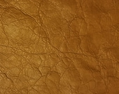 Leather Bison Hide Piece 11 SqFt Saddle Tan