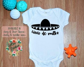 68bed597b Cinco de Milko • Cinco de Mayo • Onesie // Bodysuit // T-Shirt