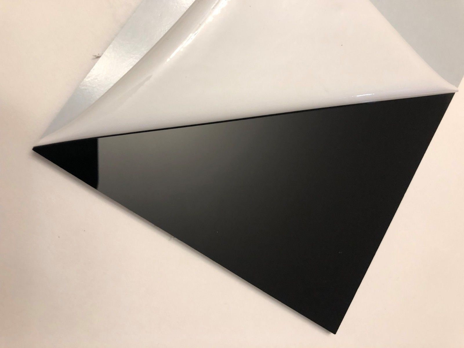 """Soft Touch CAST Acrylic Plexiglas Plastic Sheet 1//8/"""" 12x12/"""" White Frosted P95"""