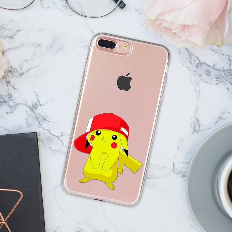 Pikachu Pokemon Phone Case iPhone XR X