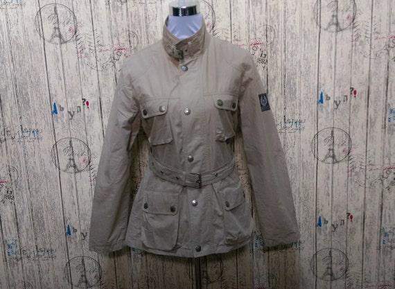 Vintage Belstaff jacket windbreaker women size: S